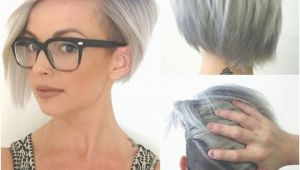 Bob Hairstyles and Glasses Short Hairstyles for Grey Hair and Glasses Unique Bob Cut Hairstyles