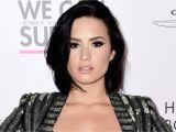 Bob Hairstyles Demi Lovato Demi Lovato Pop Singer Leaked Celebs In 2018 Pinterest