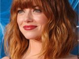 Bob Hairstyles Emma Stone 5 Warm Weather Hair Ideas Perfect for Summer