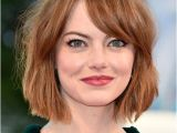 Bob Hairstyles Emma Stone Alicia Keys New Fiery Red Bob is Short Hair Goals