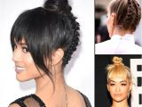 Bob Hairstyles evening Trendy top Knots Hairstyles for evening Party