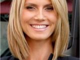 Bob Hairstyles for 45 Year Old 25 Perfect Haircuts for Women Over 40 Heidi Klum