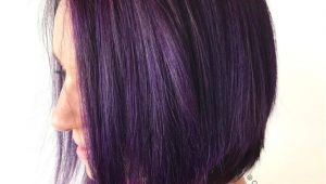 Bob Hairstyles Purple 50 Trendy Inverted Bob Haircuts Frisuren Pinterest