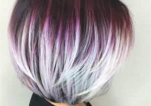 Bob Hairstyles Purple 60 Layered Bob Styles Modern Haircuts with Layers for Any Occasion