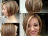 Bob Hairstyles with Fringe for Round Faces Rounded Bob Haircuts Hair Style Pics
