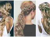 Bohemian Wedding Hairstyles for Long Hair Bohemian Wedding Hairstyle Ideas Medusa Australia
