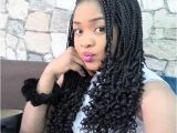 Box Braids Curly Hairstyles Graceful Hair Makeover Curly Braids