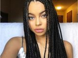 Box Braids Prom Hairstyles 60 totally Chic and Colorful Box Braids Hairstyles to Wear