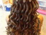 Braid and Curl Hairstyles for Prom Braid Prom Hairstyles 2015