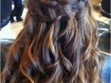 Braid and Curl Hairstyles for Prom Prom Hairstyles with Braids and Curls