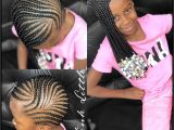 Braid Hairstyles for Black Babies Pin by Nadia On Kids Hair Pinterest