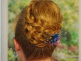 Braided Beehive Hairstyle Braids & Hairstyles for Super Long Hair Braided Beehive