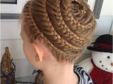 Braided Beehive Hairstyle the Spiral Braid and Video Tutorials the