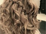 Braided Curly Hairstyles for Prom 15 Pretty Prom Hairstyles for 2018 Boho Retro Edgy Hair