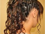 Braided Curly Hairstyles for Prom Curly Hairstyles for Prom 30 Cutest & Pretty Curly