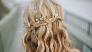 Braided Curly Wedding Hairstyles 18 Perfect Curly Wedding Hairstyles for 2015 Pretty Designs