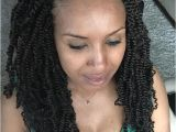 Braided Hairstyles for Kinky Hair Kinky Twist soft Braidsbytamii Kinkytwist Braids