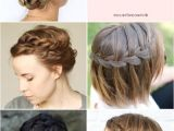 Braided Hairstyles for Short Hair Step by Step Braided Hairstyles for Short Hair Step by Step