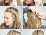 Braided Hairstyles for Short Hair Tutorials 20 Cute and Easy Braided Hairstyle Tutorials