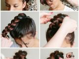 Braided Hairstyles for Short Hair Tutorials 5 Easy Hairstyle Tutorials with Simplicity Hair Extensions