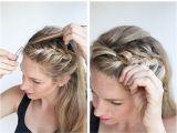 Braided Hairstyles for Short Hair Tutorials Bow Braids Hairstyle Tutorial Hair Romance