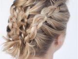Braided Hairstyles for Short Hair Tutorials Braids In Short Hair Short Hairstyle Tutorial Hair Romance