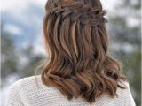 Braided Hairstyles for Shoulder Length Hair 50 Dazzling Medium Length Hairstyles