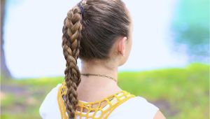 Braided Hairstyles for Sports the Run Braid Bo Hairstyles for Sports