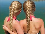 Braided Hairstyles for Swimming 17 Best Images About Swim Hairstyles On Pinterest