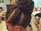 Braided Hairstyles for Swimming Protective Natural Hairstyles for Swimming