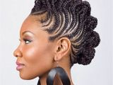 Braided Hairstyles In A Mohawk Mohawk Braids 12 Braided Mohawk Hairstyles that Get attention