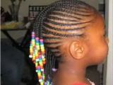 Braided Mohawk Hairstyles for Kids Cane Row Hairstyles for Girls