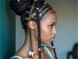 Braiding Hairstyles with Beads 10 Inspirational S Of Braids with Beads and Cowrie Shells