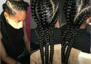 Braids to the Scalp Hairstyles 3 Feed In Cornrows I Like
