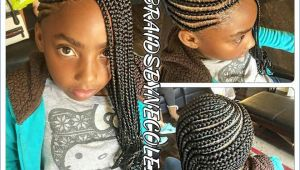 Braids with Beads Hairstyles for Kids Kids Braids Styles with Beads Side Braid Style Kid Hair Styles