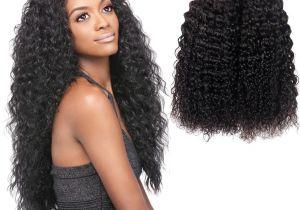 Brazilian Curly Weave Hairstyles 8a Brazilian Deep Wave Human Hair Bundles Kinky Curly Weave Weft