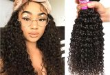 Brazilian Curly Weave Hairstyles Brazilian Kinky Curly Human Hair Extensions 3 Bundles Mink Brazilian