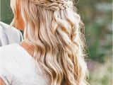 Bridal Hairstyles Let Down 30 Bridal Hairstyles for Perfect Big Day Party