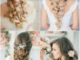 Bridal Hairstyles Let Down 615 Best Wedding Hair Images In 2019