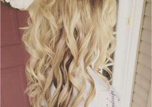 Bridal Hairstyles Loose Curls Wedding Hairstyles Half Up Half Down Best Photos