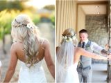 Bride Hairstyles Half Up with Braid Bridal Hair Inspo Bride Guide