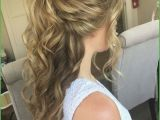 Bride Hairstyles Half Up with Braid Perfect Wedding Hairstyles Half Up Half Down Braid
