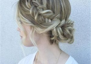 Bride Hairstyles Half Updo Pretty Cute Hairstyles for A Wedding Guest