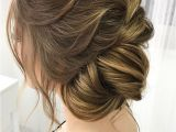 Bridesmaid Hairstyles Buns Bridal Hairstyles 30 Eye Catching Wedding Bun Hairstyles