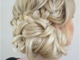 Bridesmaid Hairstyles Buns Heidi Marie Garrett Wedding Hairstyle Inspiration