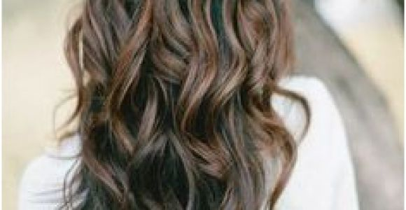 Bridesmaid Hairstyles Down Curls 39 Half Up Half Down Hairstyles to Make You Look Perfecta