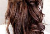Bridesmaid Hairstyles Down Pinterest 55 Stunning Half Up Half Down Hairstyles Prom Hair