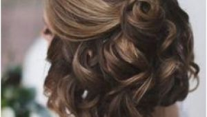 Bridesmaid Hairstyles Half Up Half Down Short Hair Wedding Hairstyles for Short Hair Half Up Half Down