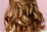 Bridesmaid Hairstyles Half Up Medium Length Image Result for Mother Of the Bride Hairstyles Half Up Medium