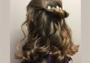 Bridesmaid Hairstyles Long Hair Down Hair Stylist Cv Unique Wedding Hair Down Bridal Hairstyle 0d Wedding